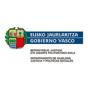 Government of the Basque Country - Department of Equality, Justice and Social Policies
